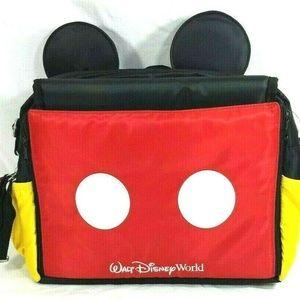 Walt Disney World Mickey Mouse Baby Diaper Bag